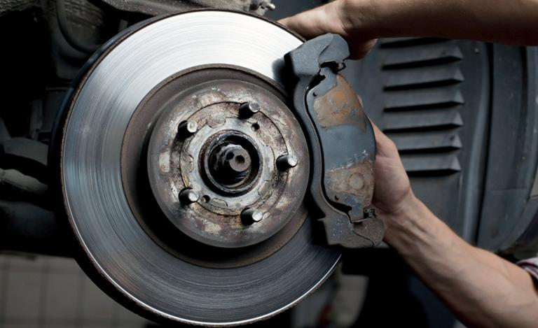 Image for Change your Brake Pads article