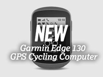 New Garmin Edge 130 GPS Cycling Computer