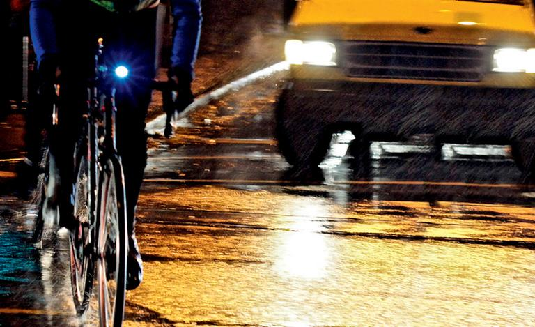 Image for Tips for Cycling at Night article