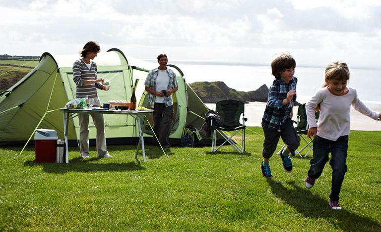 Image For The Essential Family Camping Equipment List Article