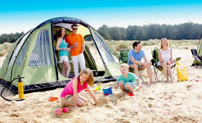 Image for Family Tents Buyer's Guide article