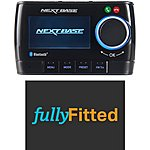 image of Fully Fitted Nextbase DAB350BT DAB Adapter with Bluetooth Handsfree Bundle