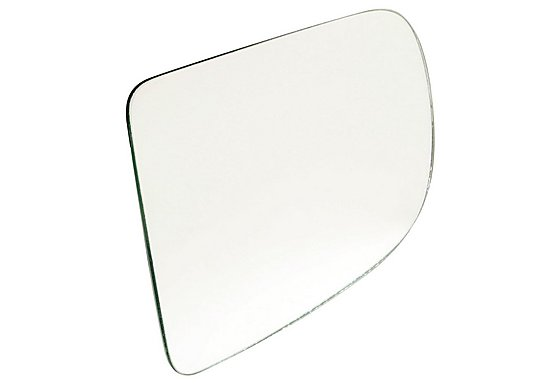 Halfords Standard Replacement Mirror Glass SR910
