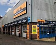 Halfords Autocentre Aberdeen