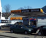 Halfords Autocentre Acton