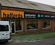 Halfords Autocentre Bedminster