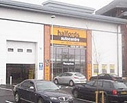 Halfords Autocentre Borehamwood