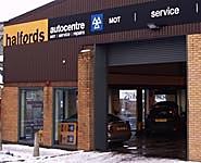 Halfords Autocentre Bradford