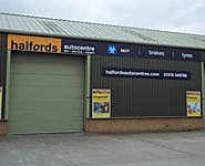 Halfords Autocentre Braintree