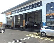 Halfords Autocentre Bristol (Longwell Green)