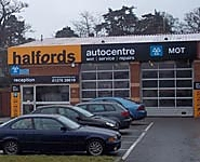 Halfords Autocentre Camberley