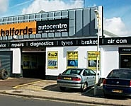 Halfords Autocentre Chelmsford (Navigation Road)