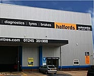 Halfords Autocentre Chelmsford (Robjohns Road)