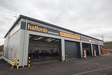 Halfords Autocentre Cheltenham