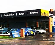 Halfords Autocentre Chester