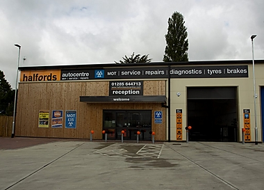 Halfords Autocentre Cirencester