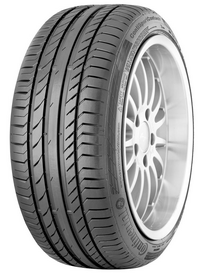 Continental Sport Contact 5 SSR BMW (225/40 R19 89W)