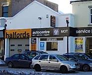 Halfords Autocentre Darlington