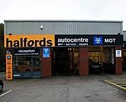 Halfords Autocentre Doncaster