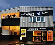 Halfords Autocentre Edinburgh (South Gyle Rd)