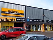 Halfords Autocentre Fareham