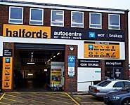 Halfords Autocentre Feltham