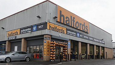Halfords Autocentre Glasgow (Rutherglen Rd)