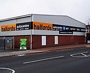 Halfords Autocentre Gosport