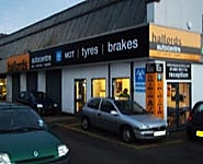 Halfords Autocentre Guildford