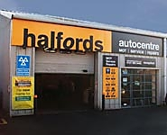 Halfords Autocentre Halesowen
