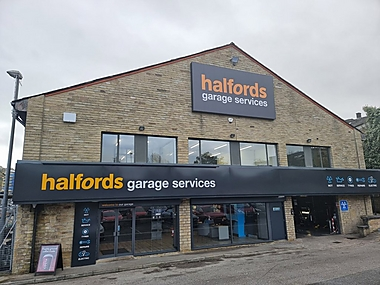Halfords Autocentre Halifax
