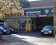 Halfords Autocentre Harrogate (Bower Road)