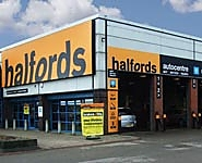 Halfords Autocentre Hartlepool