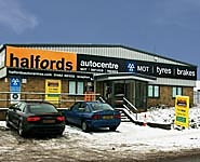 Halfords Autocentre Letchworth