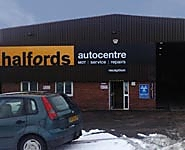 Halfords Autocentre Lichfield