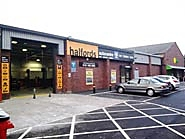 Halfords Autocentre Manchester (Northenden)