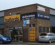 Halfords Autocentre Middlesbrough (Station St)
