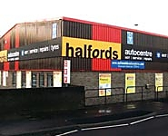 Halfords Autocentre Middleton