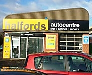 Halfords Autocentre Newcastle (Byker)