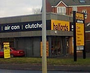 Halfords Autocentre Northampton