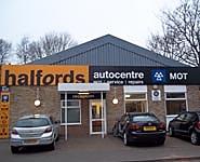Halfords Autocentre Norwich (Garden Street)
