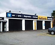 Halfords Autocentre Nottingham (Nuthall Road)