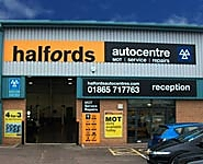 Halfords Autocentre Oxford
