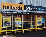 Halfords Autocentre Poole (Ringwood Rd)