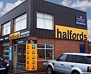 Halfords Autocentre Reading