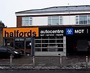 Halfords Autocentre Romford
