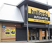 Halfords Autocentre Scarborough