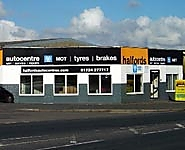 Halfords Autocentre Scunthorpe (Glebe Rd)