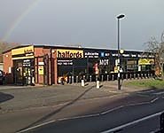 Halfords Autocentre Sheldon