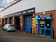 Halfords Autocentre South Shields